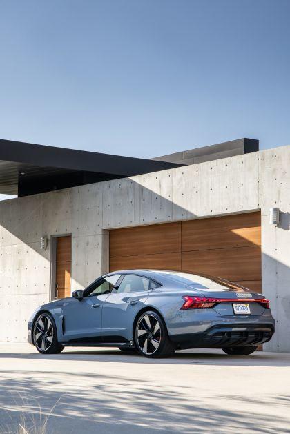 2022 Audi e-tron GT quattro 168