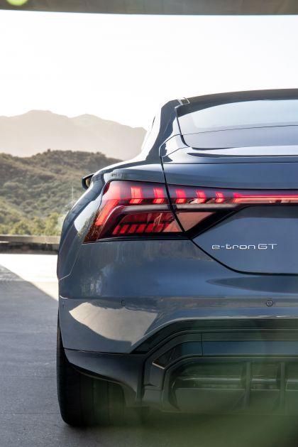 2022 Audi e-tron GT quattro 178