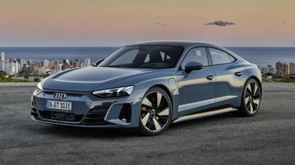2022 Audi e-tron GT quattro 8
