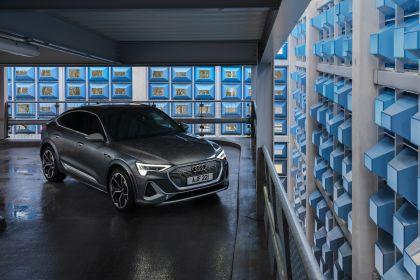 2021 Audi e-tron S Sportback quattro - UK version 2