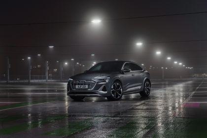 2021 Audi e-tron S Sportback quattro - UK version 3
