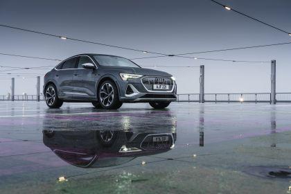 2021 Audi e-tron S Sportback quattro - UK version 4