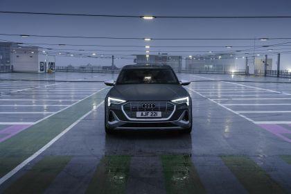 2021 Audi e-tron S Sportback quattro - UK version 7