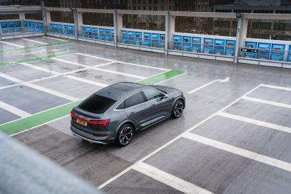 2021 Audi e-tron S Sportback quattro - UK version 12