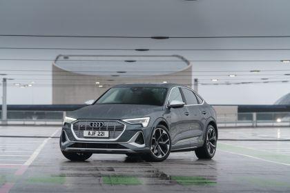 2021 Audi e-tron S Sportback quattro - UK version 13