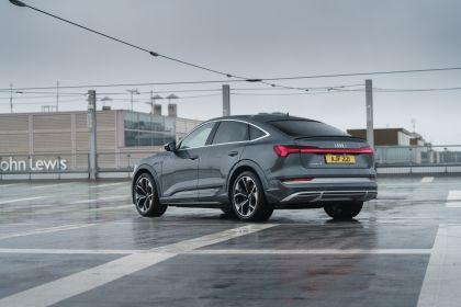 2021 Audi e-tron S Sportback quattro - UK version 15
