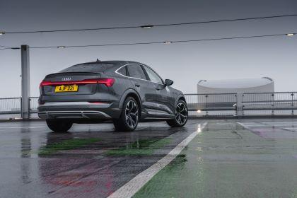 2021 Audi e-tron S Sportback quattro - UK version 16