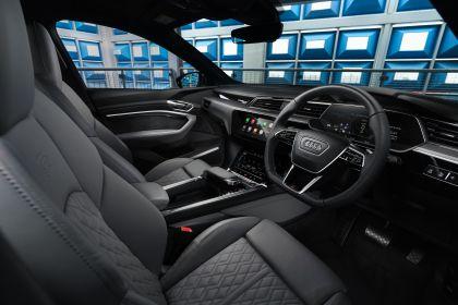 2021 Audi e-tron S Sportback quattro - UK version 17