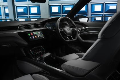 2021 Audi e-tron S Sportback quattro - UK version 20