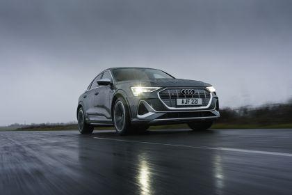 2021 Audi e-tron S Sportback quattro - UK version 23