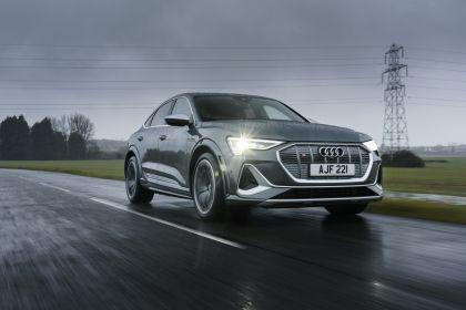2021 Audi e-tron S Sportback quattro - UK version 33
