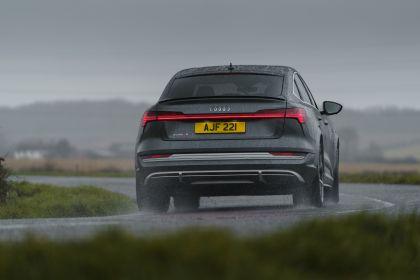2021 Audi e-tron S Sportback quattro - UK version 35