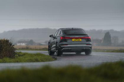 2021 Audi e-tron S Sportback quattro - UK version 37