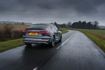 2021 Audi e-tron S Sportback quattro - UK version 39