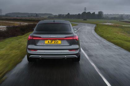 2021 Audi e-tron S Sportback quattro - UK version 40