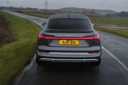 2021 Audi e-tron S Sportback quattro - UK version 41
