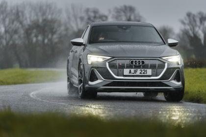 2021 Audi e-tron S Sportback quattro - UK version 54