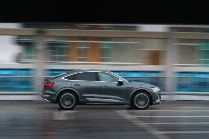2021 Audi e-tron S Sportback quattro - UK version 58