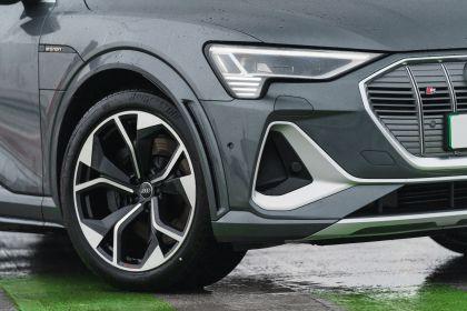 2021 Audi e-tron S Sportback quattro - UK version 70