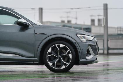 2021 Audi e-tron S Sportback quattro - UK version 73