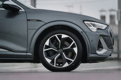 2021 Audi e-tron S Sportback quattro - UK version 74