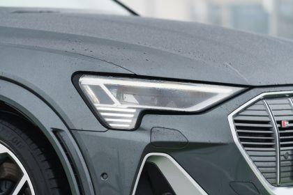 2021 Audi e-tron S Sportback quattro - UK version 75