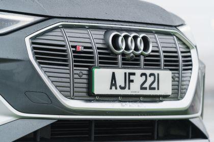 2021 Audi e-tron S Sportback quattro - UK version 76