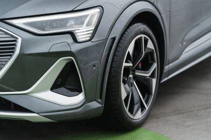 2021 Audi e-tron S Sportback quattro - UK version 78