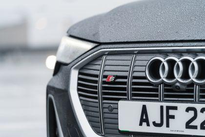 2021 Audi e-tron S Sportback quattro - UK version 85