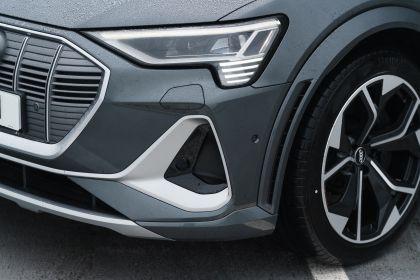 2021 Audi e-tron S Sportback quattro - UK version 86