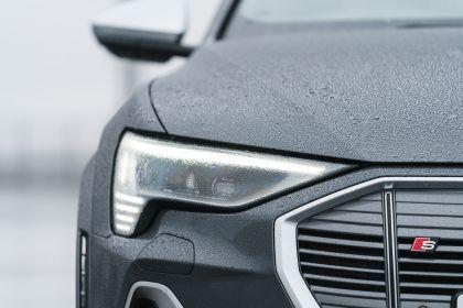 2021 Audi e-tron S Sportback quattro - UK version 88