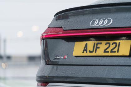2021 Audi e-tron S Sportback quattro - UK version 91