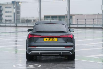 2021 Audi e-tron S Sportback quattro - UK version 94