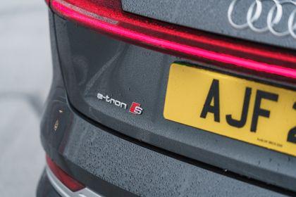 2021 Audi e-tron S Sportback quattro - UK version 95