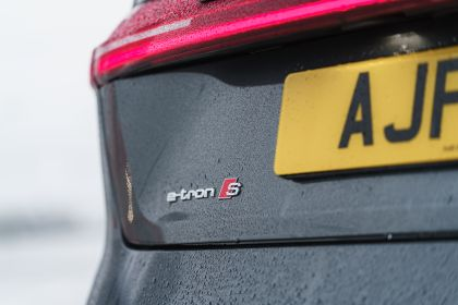 2021 Audi e-tron S Sportback quattro - UK version 96