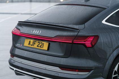 2021 Audi e-tron S Sportback quattro - UK version 98