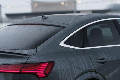 2021 Audi e-tron S Sportback quattro - UK version 99