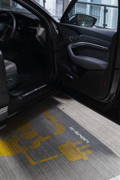 2021 Audi e-tron S Sportback quattro - UK version 102