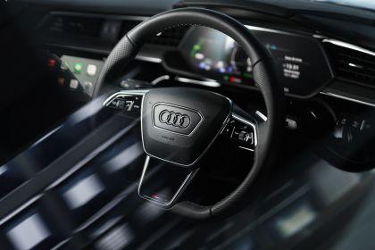 2021 Audi e-tron S Sportback quattro - UK version 104