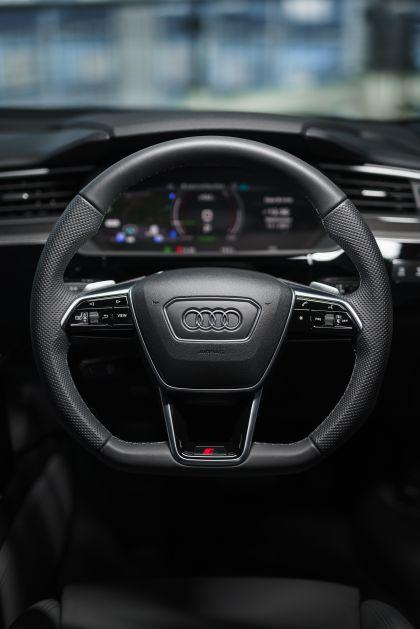 2021 Audi e-tron S Sportback quattro - UK version 105