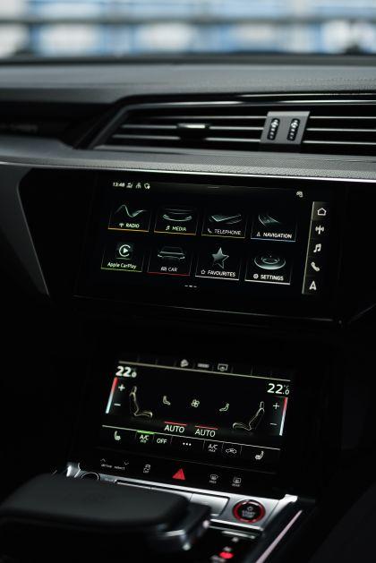 2021 Audi e-tron S Sportback quattro - UK version 114