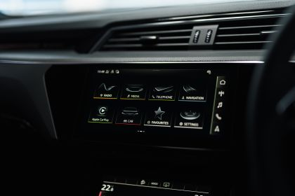 2021 Audi e-tron S Sportback quattro - UK version 115