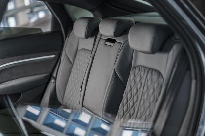 2021 Audi e-tron S Sportback quattro - UK version 128