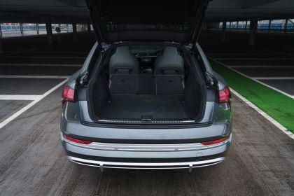 2021 Audi e-tron S Sportback quattro - UK version 134