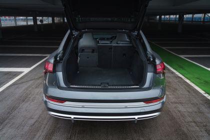 2021 Audi e-tron S Sportback quattro - UK version 135