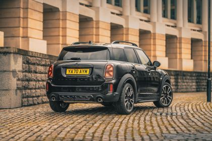 2021 Mini Countryman Cooper S Shadow Edition - UK version 2