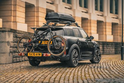 2021 Mini Countryman Cooper S Shadow Edition - UK version 4