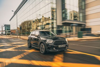 2021 Mini Countryman Cooper S Shadow Edition - UK version 6