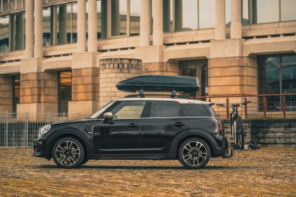 2021 Mini Countryman Cooper S Shadow Edition - UK version 8