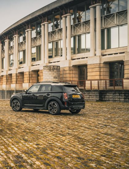 2021 Mini Countryman Cooper S Shadow Edition - UK version 12